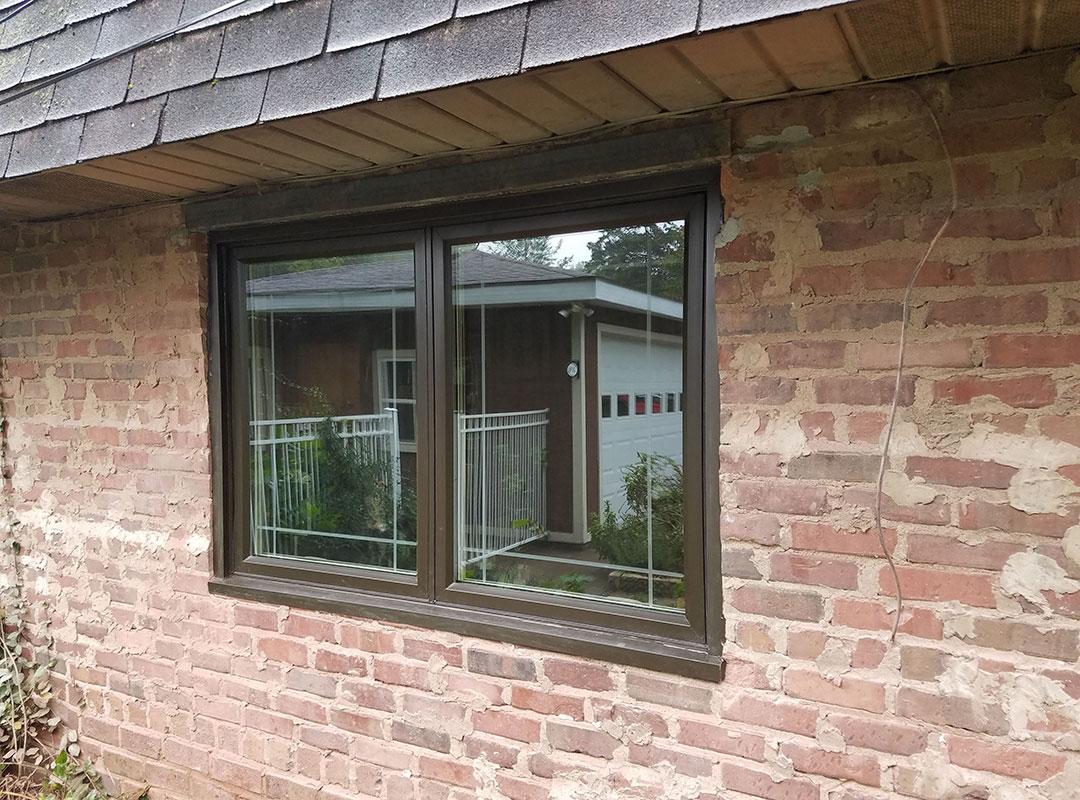 New Windows In Existing Brick