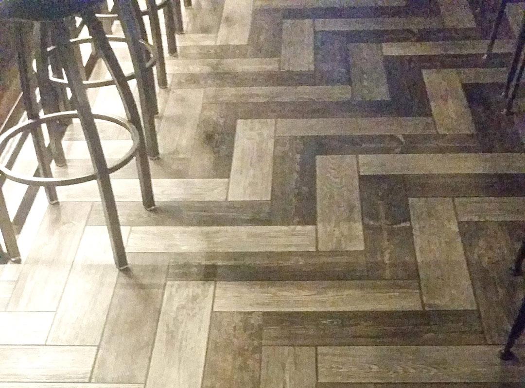 Tile That Looks Like Wood Floor