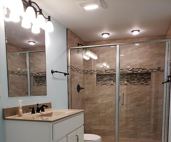 Basement Bathroom Fixtures